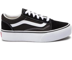 Vans Old Skool Platform Kids black/true white