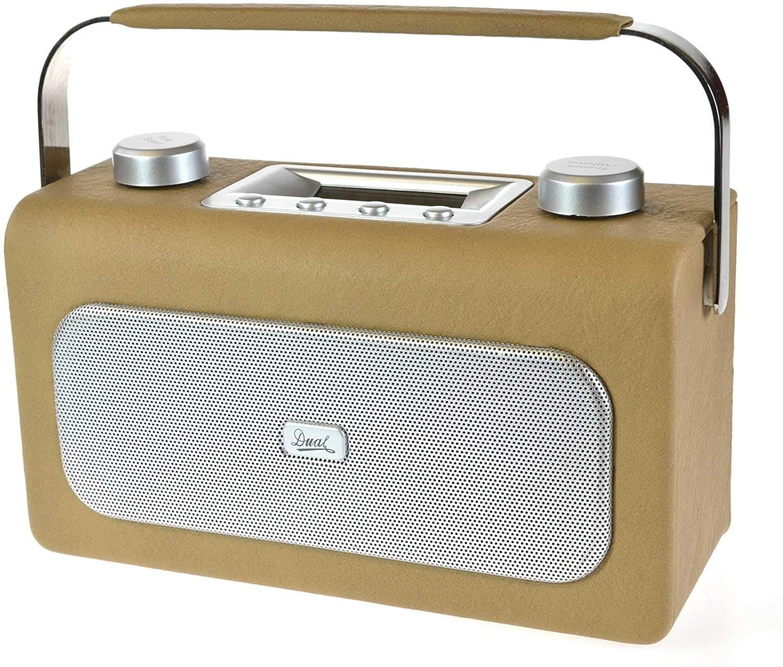 Image of Dual Retro Dual RTR-20 DAB & FM Radio Bluetooth Alarm Clock