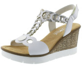 Rieker Sandals (61953 80) whitecognac ab 38,94
