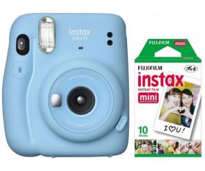 Fujifilm Instax Mini 11 +  Instax Mini Film Sky Blue