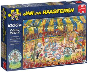Jumbo Jan van Haasteren - Zirkus Akrobatik 1000 Teile
