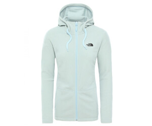 The North Face Women's Mezzaluna Fleece angel falls stripess