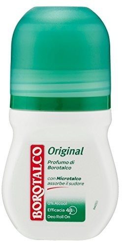 Borotalco Original Deo Roll-on (50 ml)