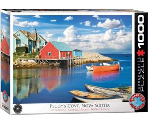 Eurographics Puzzles Peggy's Cove Nova Scotia 1000 Teile Puzzle (6000-5438)