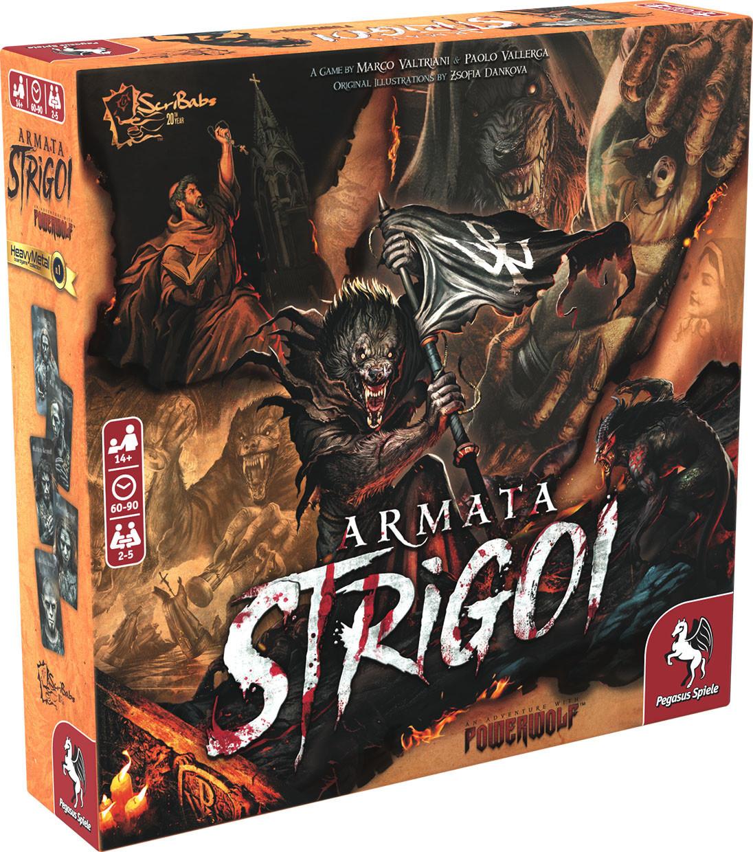 Armata Strigoi - Das Powerwolf Brettspiel (57700G)