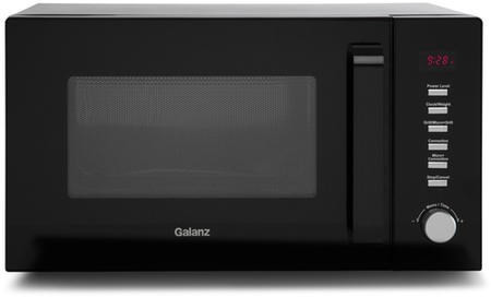 Image of Galanz MWUK003B 25L Combination Microwave Oven - Black