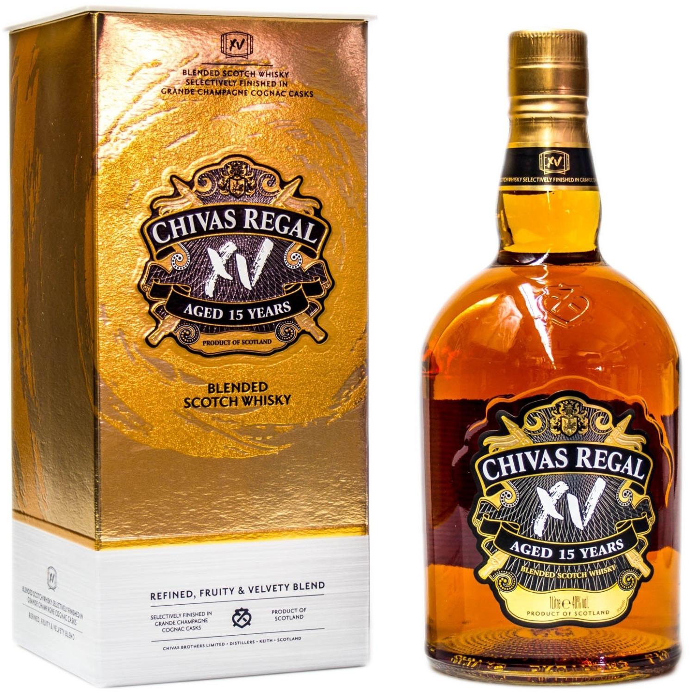 Chivas Regal XV 1,0l 40%