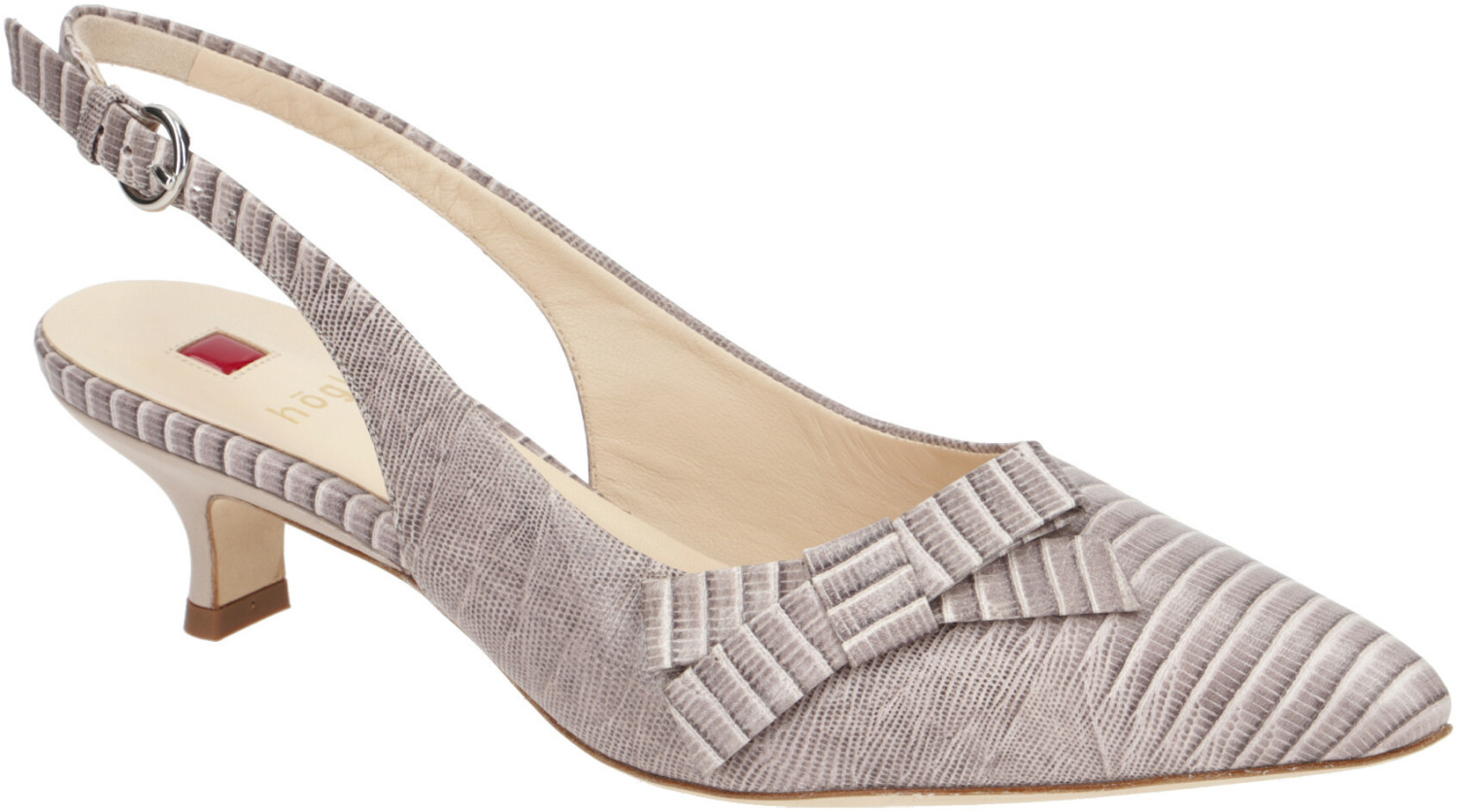 Högl Slingpumps City grau (7-10 4726 6800)