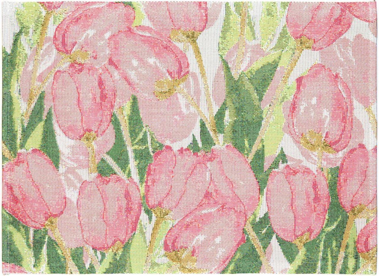 Ekelund Frühling Tulpen Tischset (Öko-Tex)