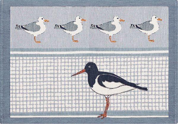 Ekelund Meer Seevögel Tischset (Öko-Tex)