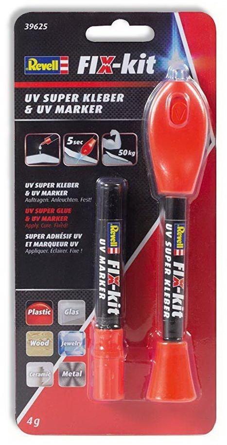Revell FIX-kit UV Superkleber (4g) (39625)