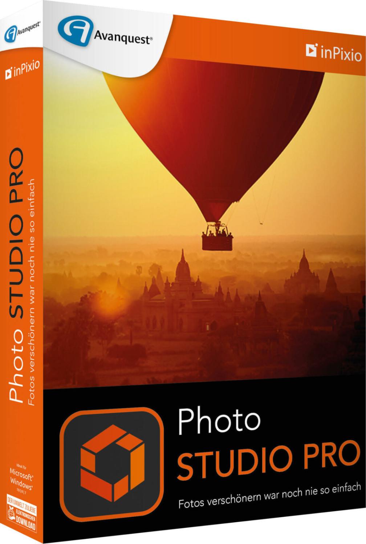 Image of Avanquest InPixio Photo Studio 10 Pro