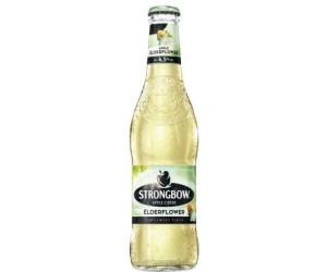 Strongbow Cider Elderflower Flasche 0,33l