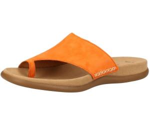 Gabor Mules (43.700) suede orange ab 49,00