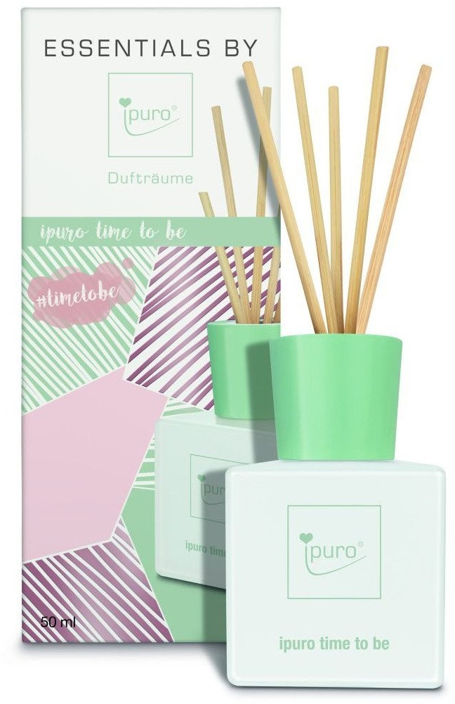 iPuro Time to Be  Diffuser (50 ml)