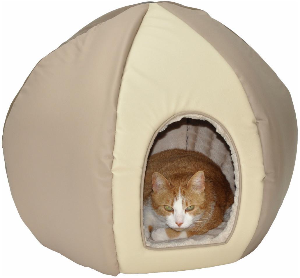 nanoo Hundehöhle/Katzenhaus Rondo beige 60 cm