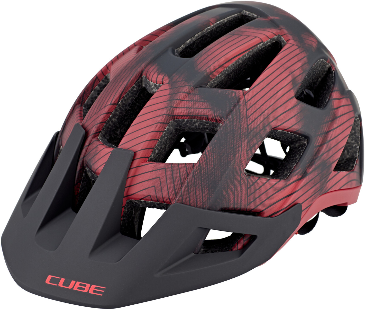 Cube Badger red