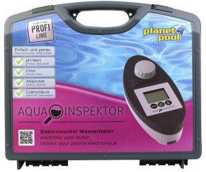 planet pool Elektronisches Profi- Messgerät