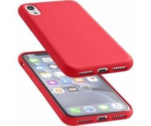 Cellular Line Iphone Xr Custodia In Silicone Soft Touch Rosso A 17 30 Oggi Miglior Prezzo Su Idealo