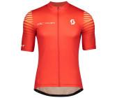 Scott RC Team 20 Fahrrad Trikot kurz gelb//schwarz 2020
