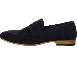 K & K Slipper blau/braun (5062)