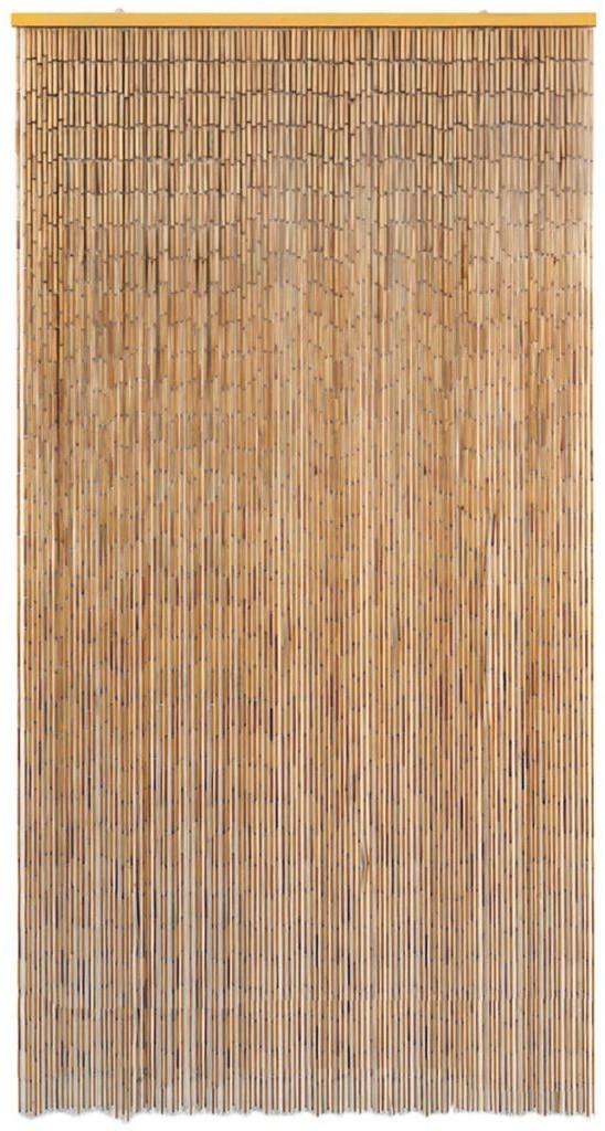 vidaXL Bambus-Türvorhang 120x220cm