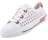 Rote Rieker Sneaker bei fxtyb