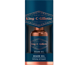 Gillette King C. Gillette Bartöl (30ml)