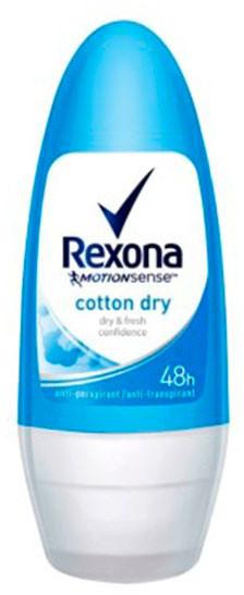 Rexona Women Cotton Dry Roll-On (50 ml)
