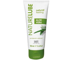 Hot Nature Lube Aloe Vera (100ml)