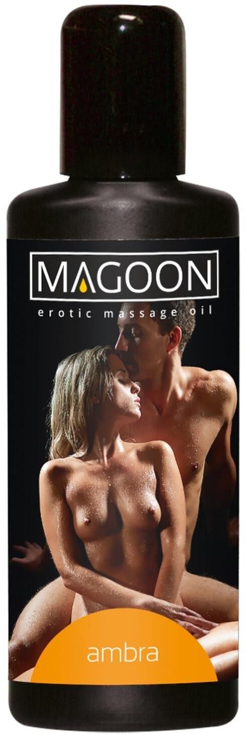 Orion Magoon Ambra Erotik-Massage-Öl (100ml)