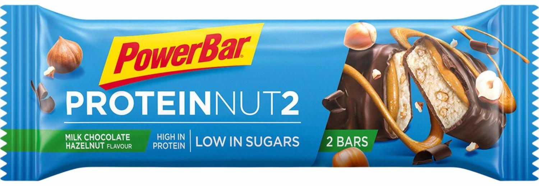 PowerBar Protein Nut2 45 g milk chocolate hazelnut