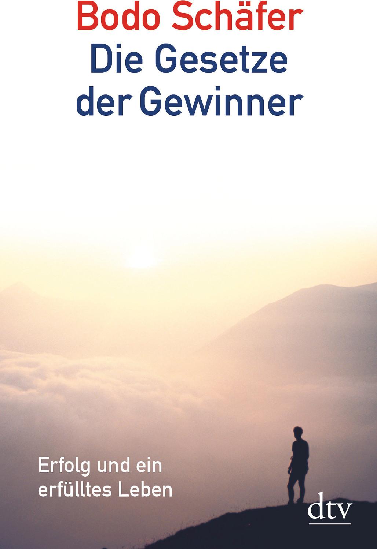 Image of Die Gesetze der Gewinner (Bodo Schäfer) (ISBN: 9783423340489)