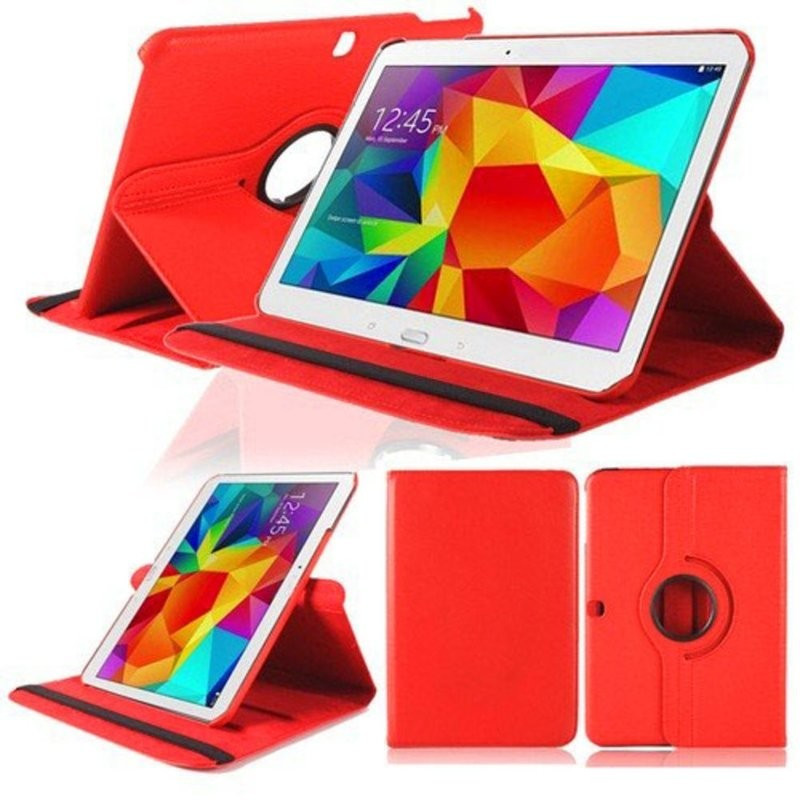 Image of Lobwerk 360° Case Galaxy Tab 4 10.1 Red