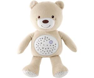 Chicco Nachtlicht Baby Bär beige