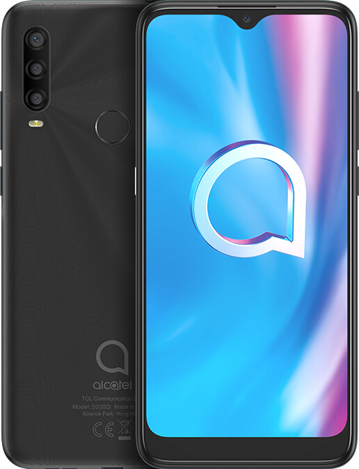 Image of Alcatel 1SE (2020) Grey