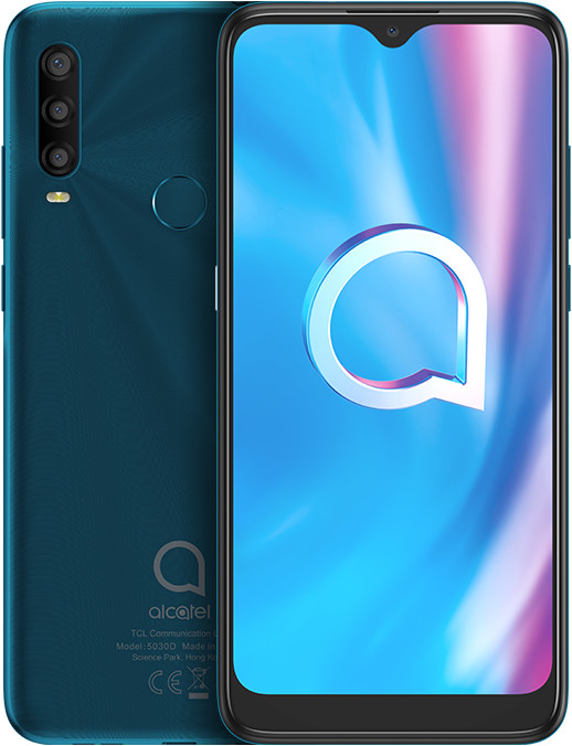 Image of Alcatel 1SE (2020) Green