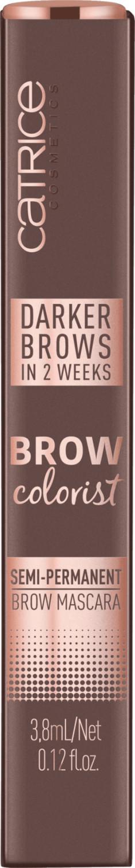 Catrice Brow Colorist Semi-Permanent Brow Mascara Dark 030 (3,8 ml)