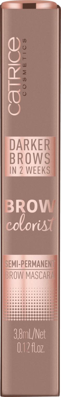 Catrice Brow Colorist Semi-Permanent Brow Mascara Light 010 (3,8 ml)