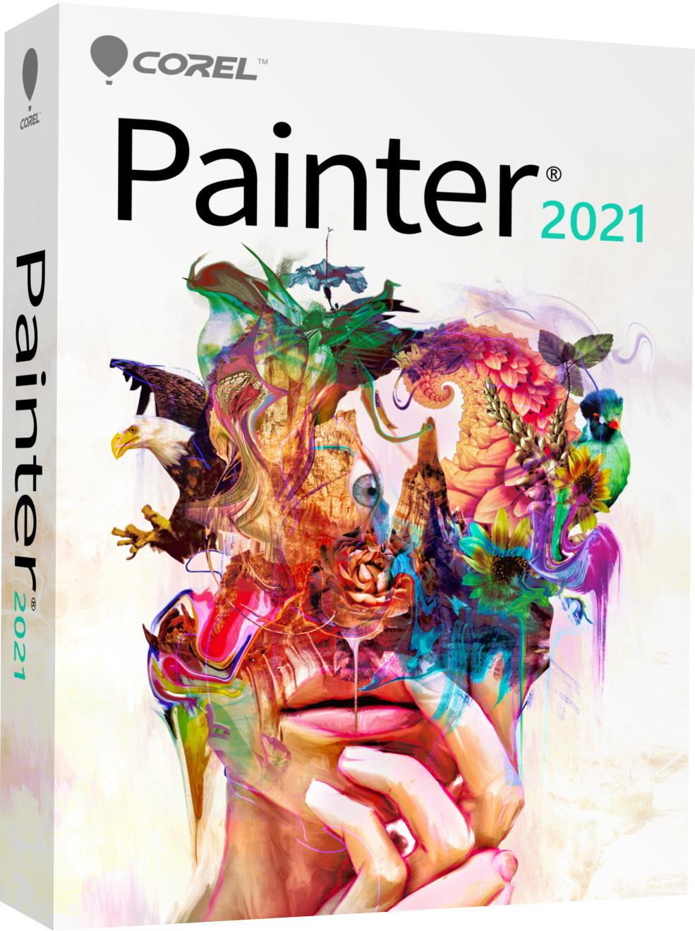 Image of Corel Painter 2021