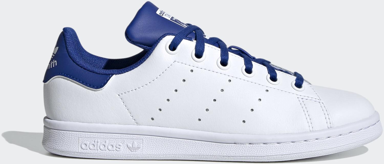 Adidas Stan Smith K cloud white/royal blue/royal blue