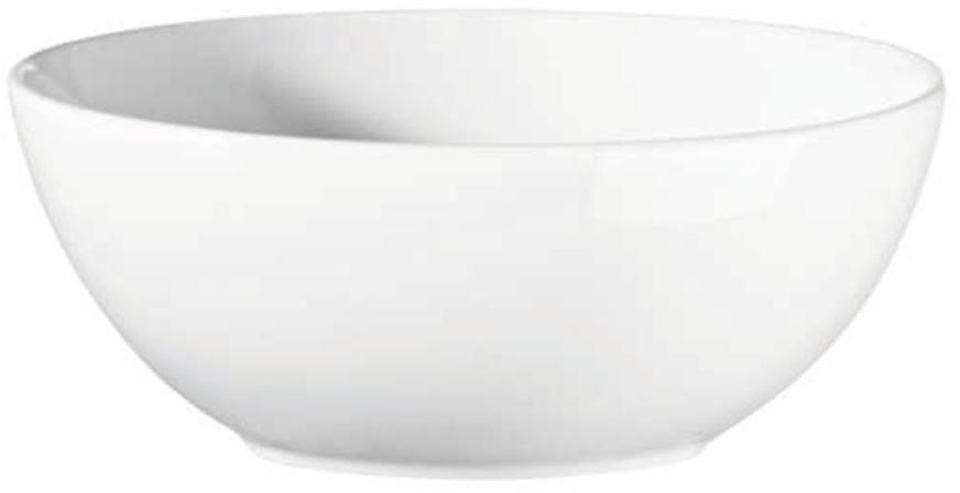ASA CHAVA Schale oval 0,24 l (weiss)