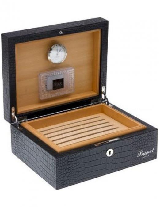 Rapport London Zigarrenkiste Cigar D010