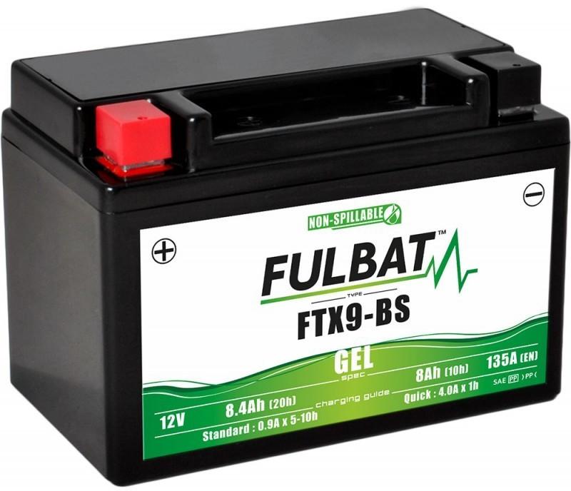 Fulbat 12V 8Ah FTX9-BS