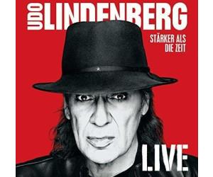 Udo Lindenberg - Stärker als die Zeit - Live (CD)