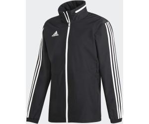 adidas Tiro 19 Allwetterjacke Jacket Schwarz Weiss Sport 1a