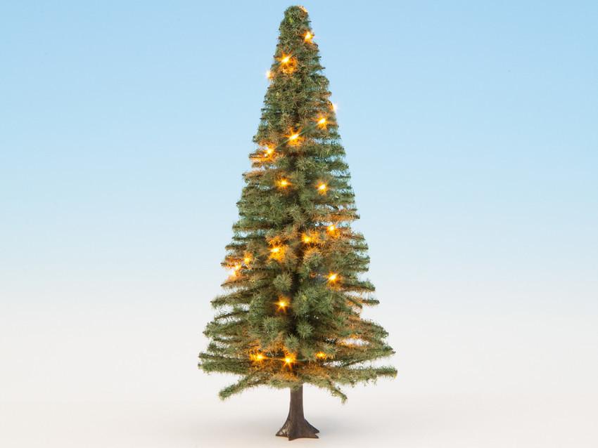 Noch Beleuchteter Weihnachtsbaum (22131)