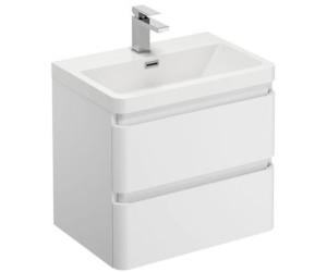 Treos Serie 920 Waschtisch mit Waschtischunterschrank weiß (920.05.0602)