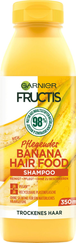 Fructis Hair Food Banana Shampoo (350 ml)