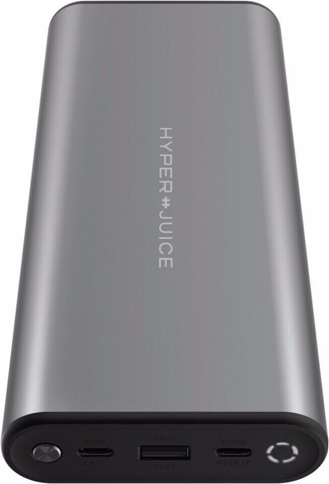 Image of iWorkCase HyperJuice USB-C PD 100 Grey
